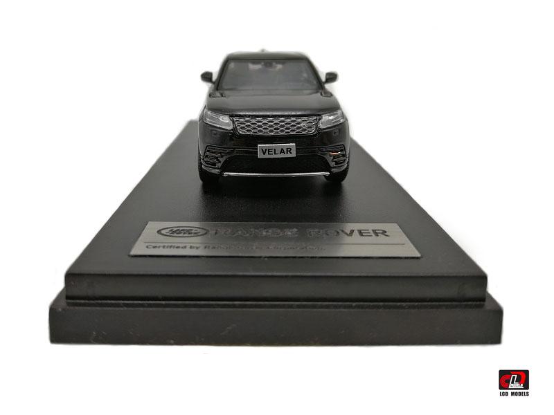 1:43 LCD Models Range Rover Velar First Edition 2018 grey-metallic