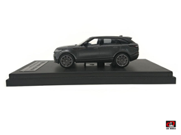 1:64 2018 Land Rover Range Rover Velar First Edition Gray Color