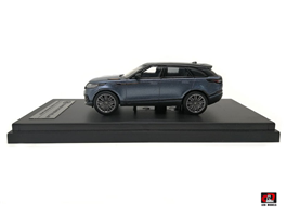 1:64 2018 Land Rover Range Rover Velar First Edition Blue Color