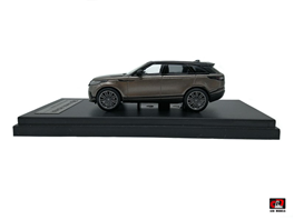 1:64 2018 Land Rover Range Rover Velar First Edition Brown Color