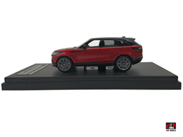 1:64 2018 Land Rover Range Rover Velar First Edition Red Color