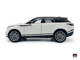 1:18 2018 Land Rover Range Rover Velar First Edition White Color
