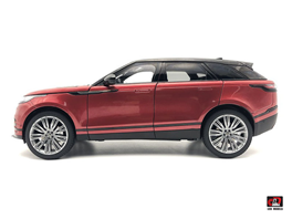 1:18 2018 Land Rover Range Rover Velar First Edition Red Color