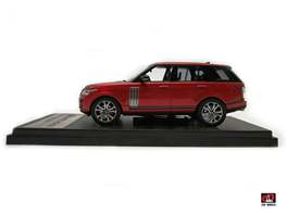 1:43 2017 Range Rover SV Autobiography Dynamic Red Color