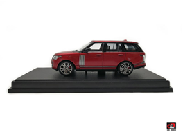 1:64 2017 Range Rover SV Autobiography Dynamic Red Color