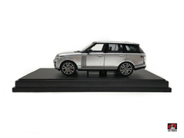 1:64 2017 Range Rover SV Autobiography Dynamic Silver Color
