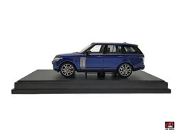 1:64 2017 Range Rover SV Autobiography Dynamic Blue Color
