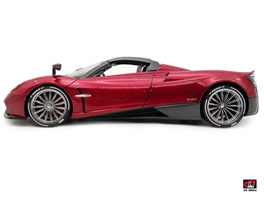 1:18 Pagani Huayra Roadster Red Color