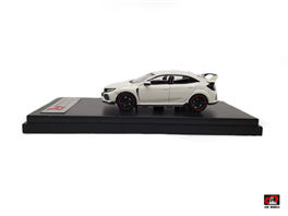 1:64 Honda Civic Type-R White Color