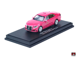 1:64 Toyota Crown Pink  Color