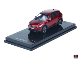 1:64 Mazda CX-5 Red Color