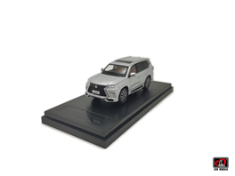 1-64 LX570 Diecast model car -Silvercolor
